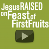 Jesus Raised on the Feast of...