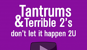 Tantrums & Terrible 2&...