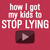 How I got my kids to STOP...